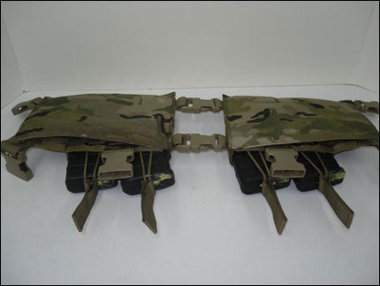 4 Mag MD Split Front Chest Rig