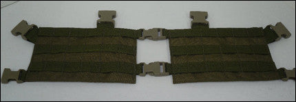 Modular MD Split Front Chest Rig