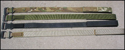 "1.75"" Rigger's Belt With Velcro Lining - Sizes 26"" to 34"""
