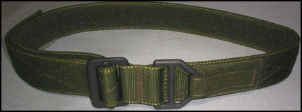 "1.75"" Rigger's Belt With Velcro Lining - Sizes 36"" to 44"""