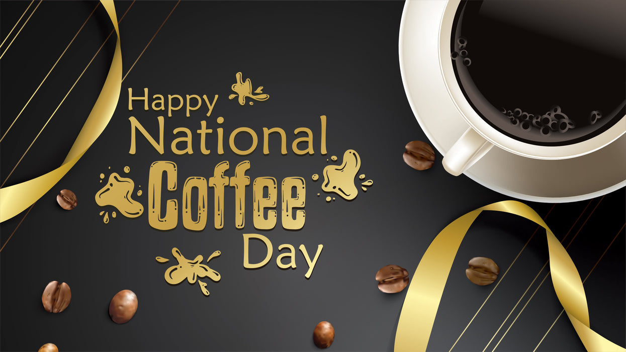 National Coffee Day Mystery Order