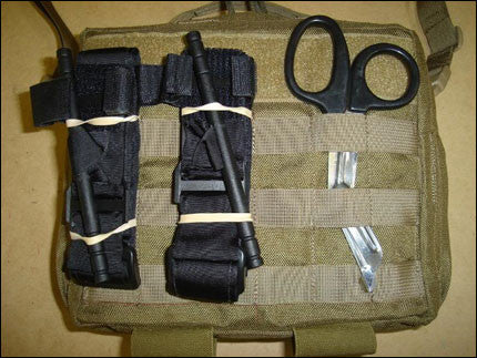 Vehicle Medical Bag
