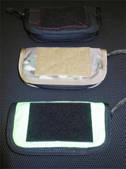 Zippered Knife Pouch