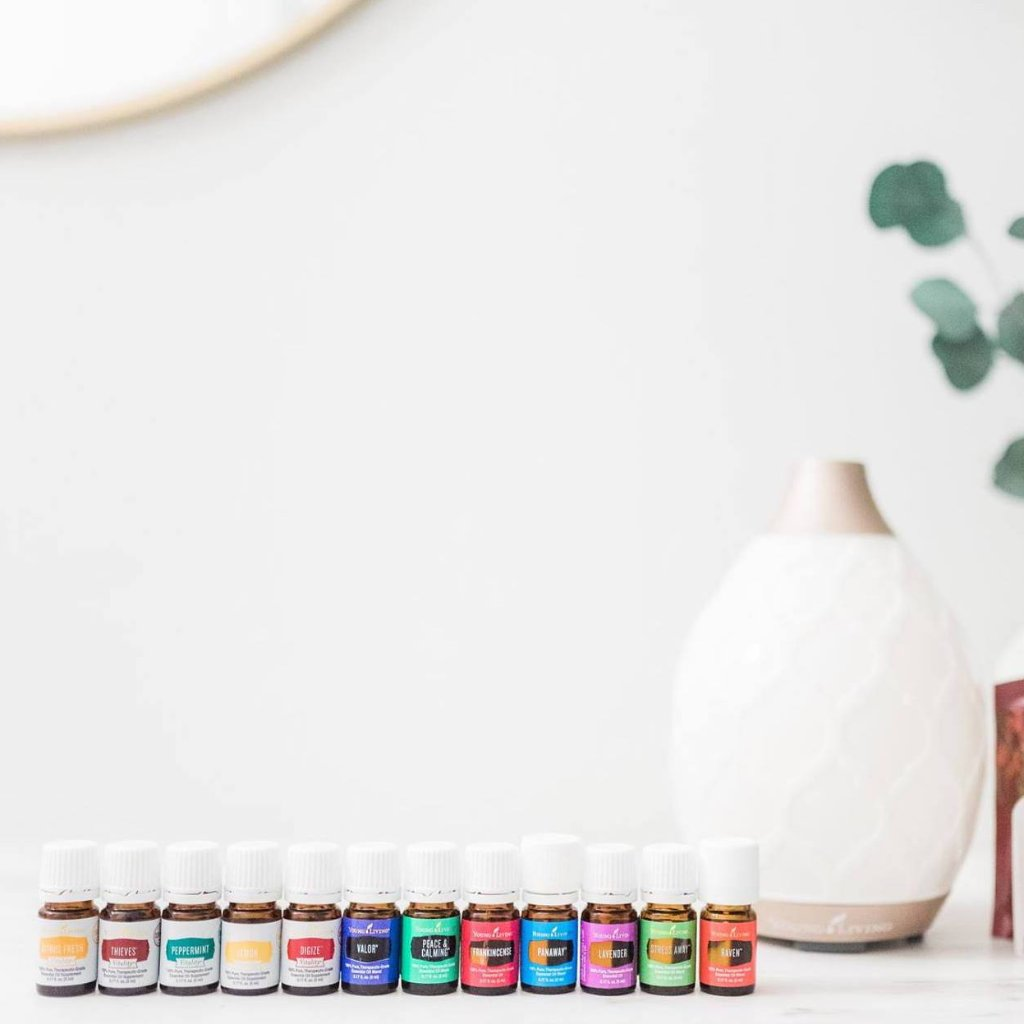 Essential Oils Workshop| Feb 13th 6pm-8pm