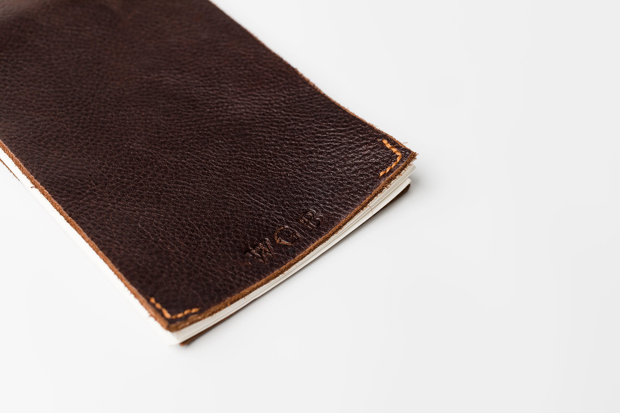 Leather Folio for Calendar