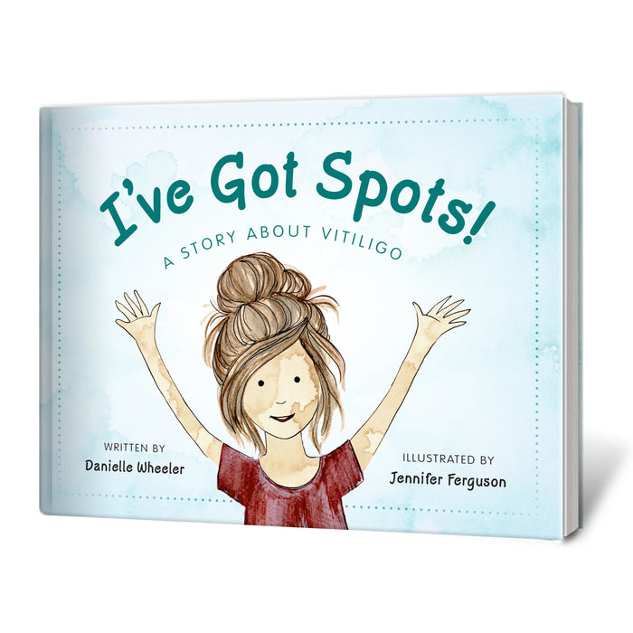"Milk & Cookie Happy Hour: ""I've Got Spots!"" Book Reading & Signing 