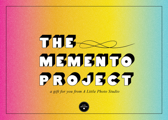 The Memento Project Gift Card