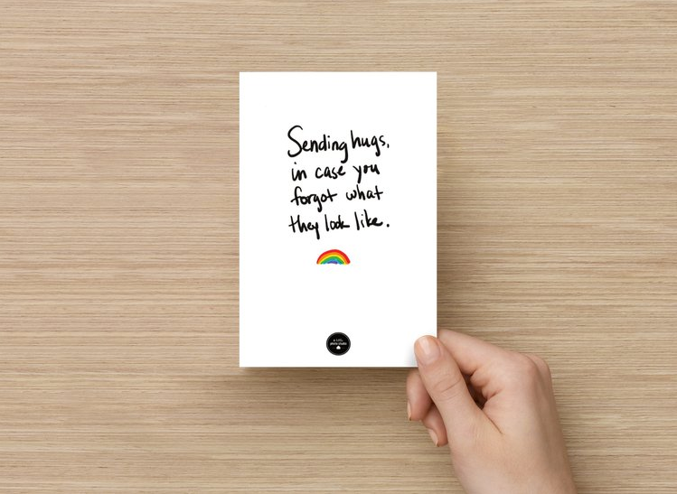 Polaroid Rainbow Card 10-Pack
