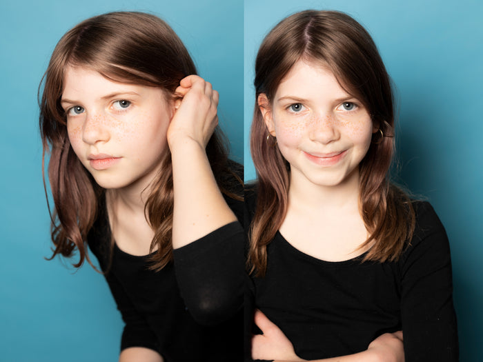 Little Actor Headshot Session