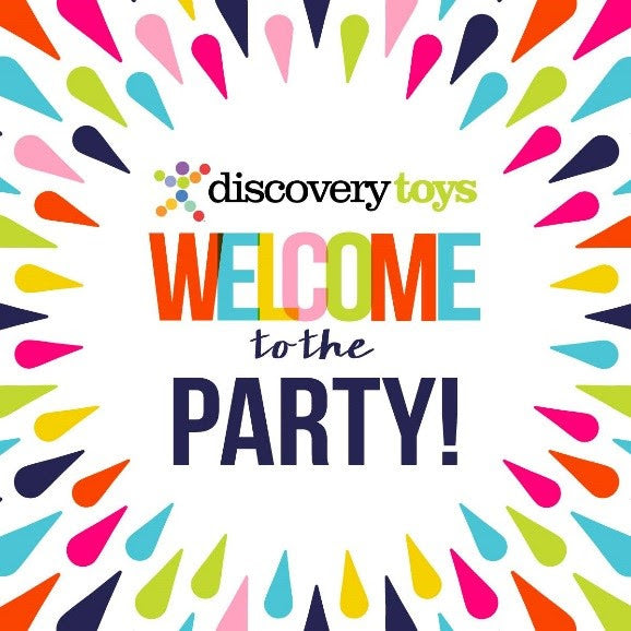 FRIDAY MAY 1st  8- 8:30pm | Virtual TOY PARTY with Discovery Toys (for parents!)