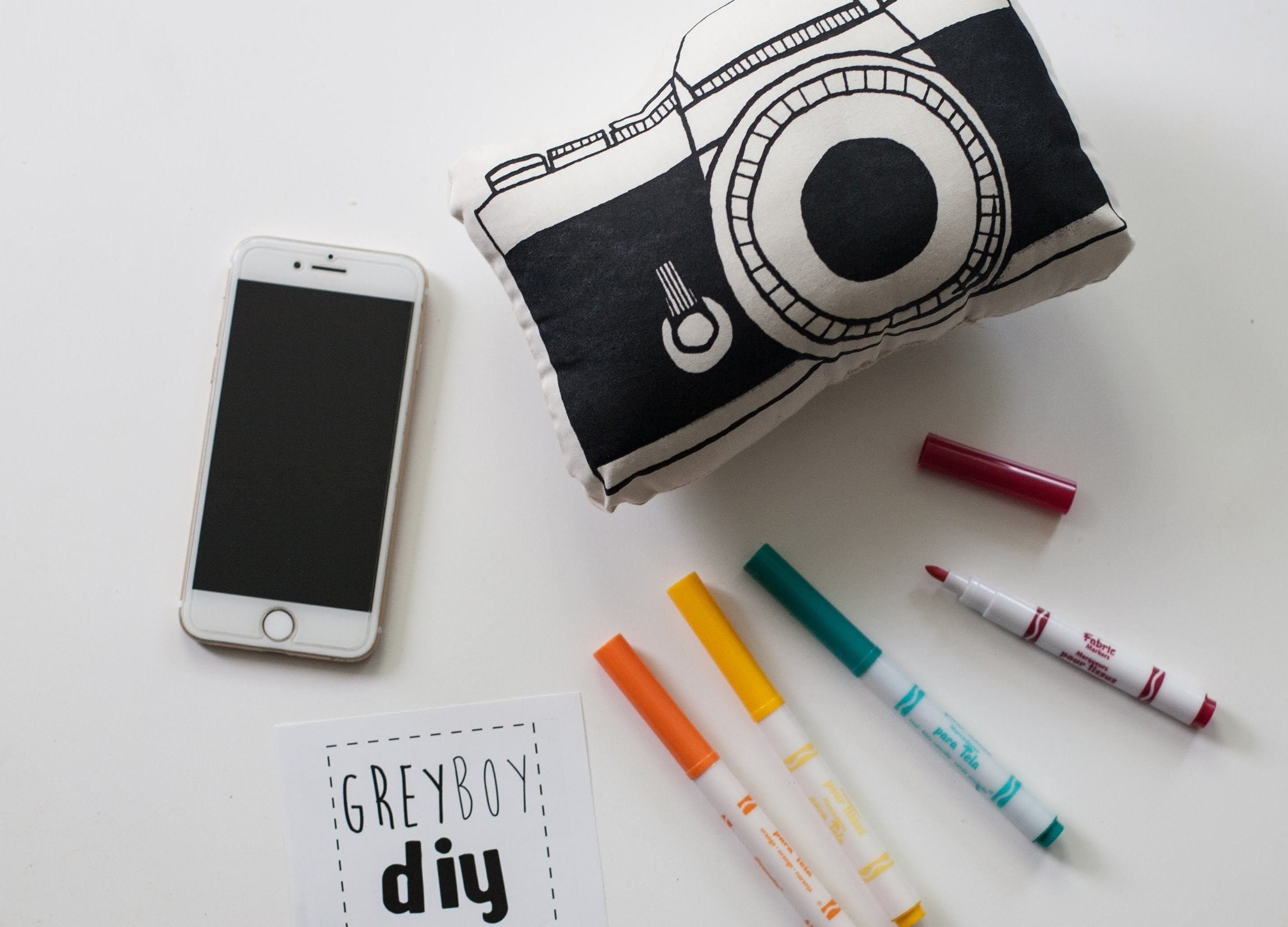Happy Hour: DIY GreyBoy Camera Workshop | August 31 | 4:00-5:00 PM
