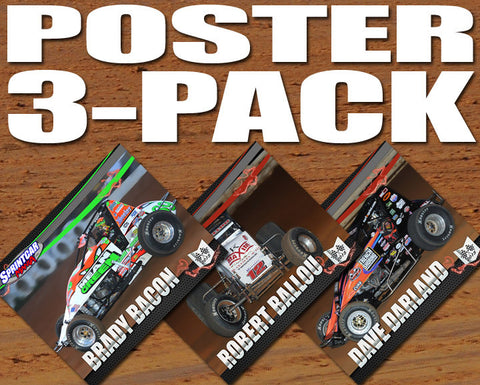 Poster 3-Pack