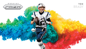 Why get into 2019 Prizm Football? Leave a comment!