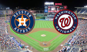Nats Vs. Astros, Leave a comment!