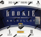 2013_14 Panini Rookie Anthology Hockey Box ID 14ROOKANTHOCK102