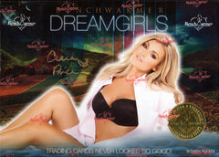 2016 Benchwarmer Dream Girls ($8.50 per Last Name Letter) ID DREAMGIRLS208