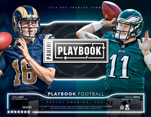 PICK YOUR TEAM: 2016 Panini Playbook Football COWBOYS BONUS RANDOM ID PLAYPYT723