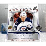 Coming Soon: 2017-18 Upper Deck Artifacts Hockey ($4.99 PER TEAM) ID 1718ART102
