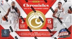 Pick Your Team: 2017/18 Panini Chronicles Basketball ID CHRONICLESBSKT105