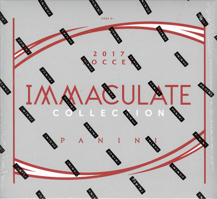 COMING SOON: 2017 Panini Immaculate Soccer ($15.99 per country, 30 countries on the cheklist) ID 17IMMACSOCCER201
