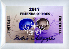 2016 Historic Autographs Friends N Foes ($5.75 per last name letter, 19 total spots) ID FRIENDSNFOES105