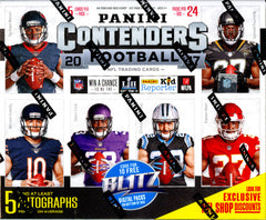 PICK YOUR TEAM: 2017 Panini Contenders Football ID 17CONTEND336