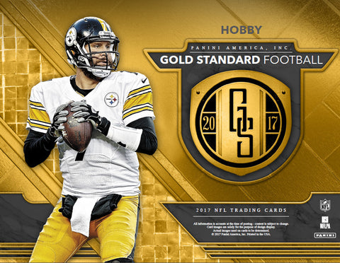 Pick Your Team: 2017 Panini Gold Standard Football ALL CARDS SHIP ID 17GOLDSTFBSEPT405