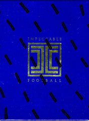 2017 Panini Impeccable Football ($19.99 per team, 31 total teams) ID 17IMPECFB102