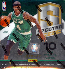 2016/17 Spectra Basketball ($9.99 PER TEAM, ALL TEAMS IN) ID 1617SPECTRABSK101
