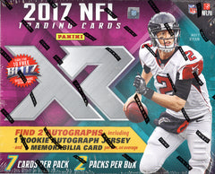 Pick Your Team: 2017 Panini XR Football ID 17XRFB111