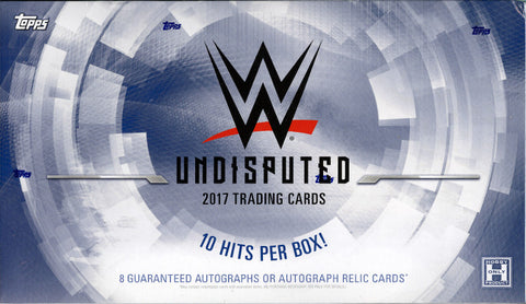 2017 Topps WWE Undisputed ($11.99 per 3 checklist wrestlers, 25 spots total, 75 checklist wrestlers) ALL CARDS SHIP ID 17WWEUNDIS101