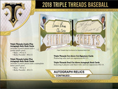 2018 Topps Triple Threads Baseball ANGELS & YANKEES RANDOM BONUS ID 18TRIPLEBASE146