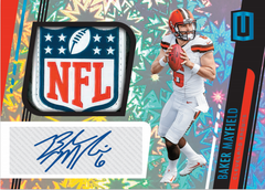 PICK YOUR TEAM: 2019 Panini Unparalleled Football Hobby Box (Cardinals Random Bonus) ID 19UNPARAFBPYT203