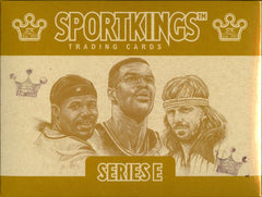 2012 Sport Kings Series E ($4.50 per 2 checklist players, 25 total spots, 50 total checklist players) ID SPORTKINGSE103