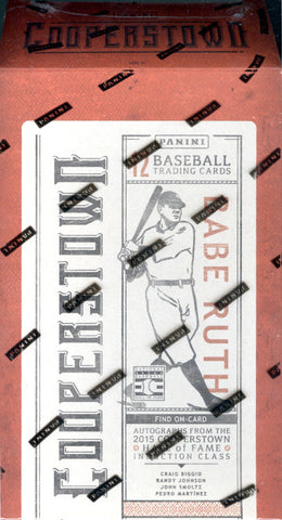 2015 Cooperstown Baseball ($5.99 per team) 21 spots total ID APRCOOP201