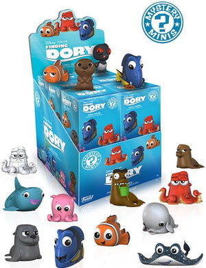 COMING SOON 2016 Funko Finding Dory Mystery Mini  ($1.50 per character, 15 total spots) ID DORY102