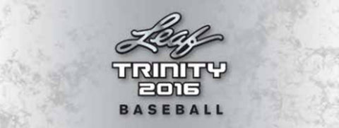 2016 Leaf Trinity Baseball ($10.25 PER 3 CHECKLIST PLAYERS, 57 TOTAL CHECKLIST SPOTS, 19 BREAK SPOTS TOTAL) ID 16TRINAPRIL522