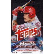2018 Topps Series 1 Baseball Hobby Box ($3.99 per team, ALL CARDS SHIP) ID 18SeriesOneHobby106
