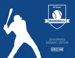 2018 Hit Parade Baseball Graded Card Edition Series 1 $5.50 PER TEAM, ALL TEAMS IN ID HPBASEBALLGRADED202