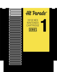 2018 Hit Parade Nintendo NES Cartridge Hobby series 1 ID HITNINTENDO204