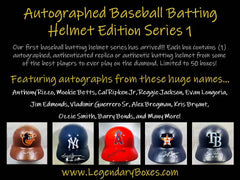 2018 LEGENDARY (LMB) FULL SIZE BASEBALL BATTING HELMET ID 18LMBBBHELM108