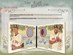 PACK RIP: PICK YOUR OWN PACK NUMBER 2019 Topps Allen & Ginter Baseball Hobby Box ID 75515