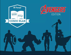 2017 Hit Parade Comic Slab Avengers Edition Hobby Box Series 1 ($8.25 per 10 issue numbers, 20 total spots) ID AVENGERSCOMIC101