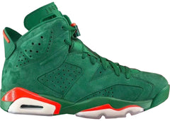 Sneaker Jackpot:  Jordan Retro 6 Gatorade Green size 9-11 for NBA GAMES JANUARY 21  ID JAN20GAME102