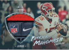 2018 Panini Luminance Football Hobby Box 2 Team Random Format All Teams in 16 Total Spots (10.99 For 2 Teams) ID PLUMFB2TR107