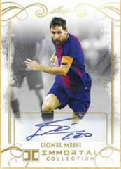 2018 Leaf Immortal Collection Soccer Box ID 18LEAFIMORTSOC102