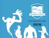 BONUS PRIZE WHEEL SPIN: 2018 Hit Parade Fantastic Four Graded Comic Edition Hobby Box - Series 1 - 1st Silver Surfer ID HPFANFOUR223