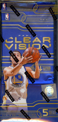 PRIZE WHEEL: 2015/16 Panini Clear Vision Basketball Hobby Box ID 17CLEARV501