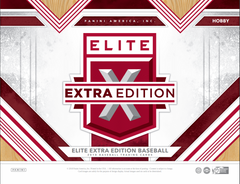 PICK YOUR TEAM: 2018 Panini Elite Extra Edition Baseball Hobby Box (CARDINALS BONUS RANDOM) ID 18PEEEBBPYT101