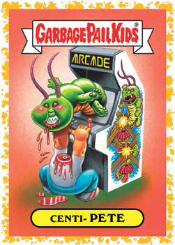 INSTANT PACK RIP: PICK YOUR OWN PACK NUMBER: Garbage Pail Kids We Hate the 80s ID GPK80S101